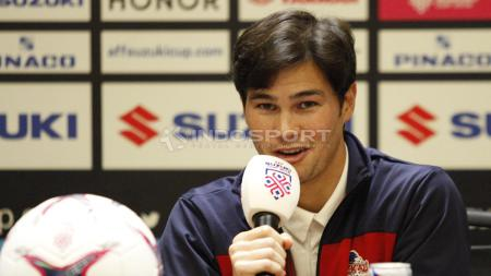 Phil Younghusband, penyerang Timnas Filipina. - INDOSPORT