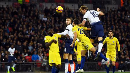 Tottenham Hotspur vs Chelsea - INDOSPORT