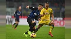 Indosport - Inter Milan vs Frosinone