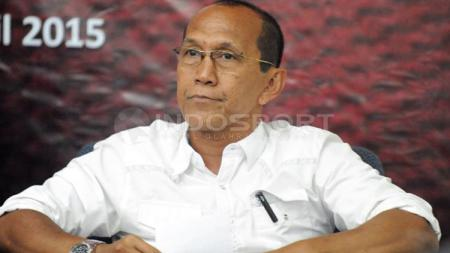 Legenda sepak bola Indonesia Bambang Nurdiansyah - INDOSPORT