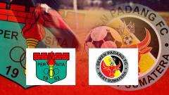 Indosport - Persita Tangerang vs Semen Padang