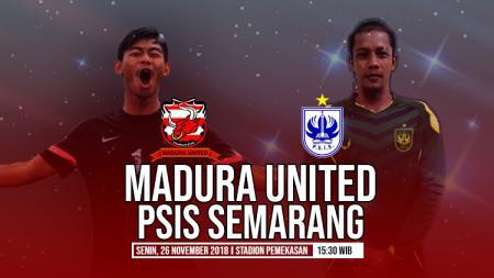Prediksi Madura United Vs PSIS - INDOSPORT