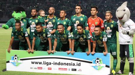 Skuat Persebaya Surabaya - INDOSPORT