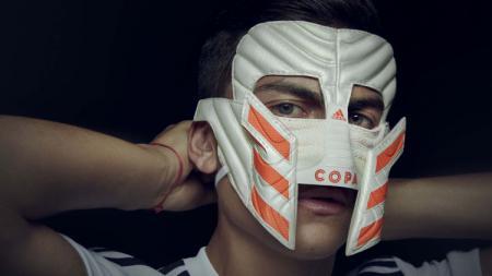 Topeng Khusus dari Adidas untuk Paulo Dybala - INDOSPORT