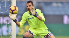Indosport - Emil Audero, kiper berdarah Indonesia yang kini membela Timnas Italia U-21.