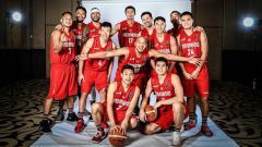 Indosport - Timnas Basket Indonesia akan berlaga di William Jones Cup 2019.