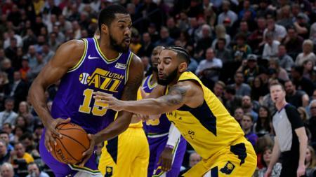 Indiana Pacers vs Utah Jazz. - INDOSPORT