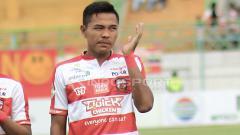 Indosport - Gelandang Madura United, Asep Berlian