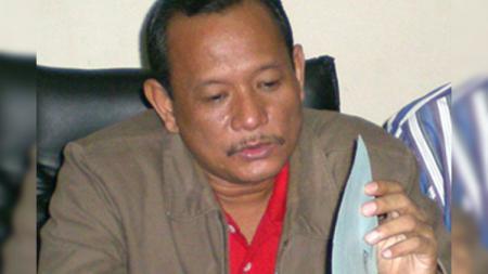 Dianggap pemilik PS Mojokerto Putra Vigit Waluyo. - INDOSPORT