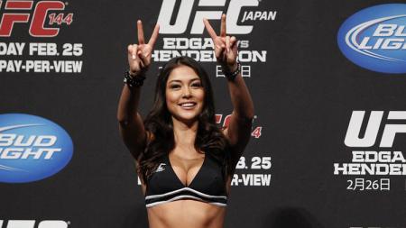 Arianny Celeste, ring girl UFC - INDOSPORT