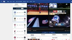 Indosport - Menonton NBA dengan NBA League Pass.