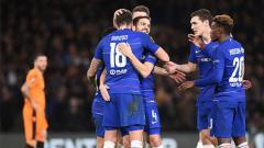 Indosport - Olivier Giroud mengirim ultimatum ke Frank Lampard atas keputusannya mencadangkan dan jarang memberi menit bermain kepada dirinya