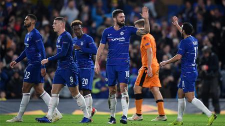 Chelsea vs Paok - INDOSPORT