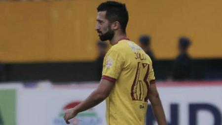 Sriwijaya FC vs Mitra Kukar. - INDOSPORT