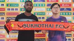 Indosport - Yanto Basna resmi ke Sukhotai FC.