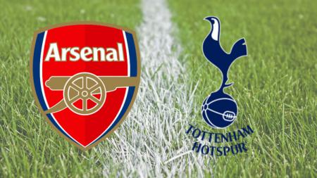 Arsenal vs Tottenham Hotspur. - INDOSPORT
