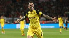 Indosport - Striker Borussia Dortmund, Paco Alcacer mengungkapkan borok mantan klubnya sendiri yakni Barcelona.
