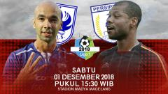 Indosport - Prediksi pertandingan PSIS Semarang vs Persipura Jayapura