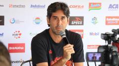 Indosport - Pelatih Persija, Stefano Cugurra Teco