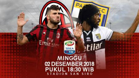 Prediksi Ac Milan Vs Parma - INDOSPORT