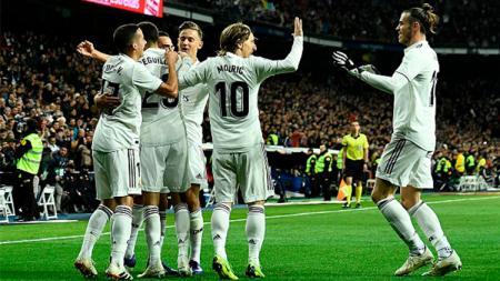 Real Madrid vs Valencia - INDOSPORT