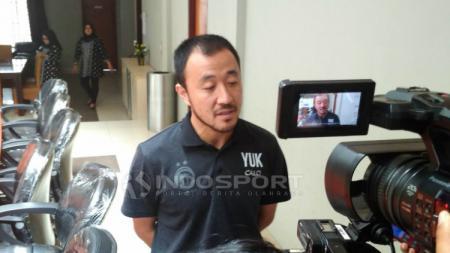 Yoo Hyun-koo, eks kapten Sriwijaya FC. - INDOSPORT