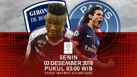 Prediksi Pertandingan Ligue 1 Prancis: Bordeaux vs Paris Saint-Germain. - INDOSPORT