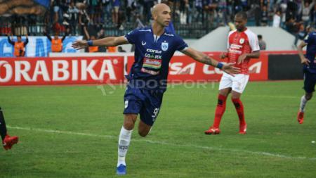 Bruno Silva, pemain PSIS Semarang. - INDOSPORT