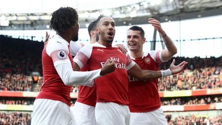 Arsenal vs Tottenham Hotspurs - INDOSPORT