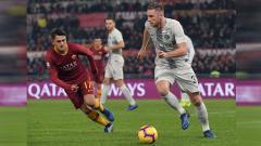 Indosport - Dua klub serie A Italia, AS Roma dan Inter Milan kabarnya diminta mundur dari Liga Europa oleh UEFA.