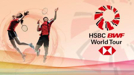 HSBC BWF World Tour Finals 2018 - INDOSPORT