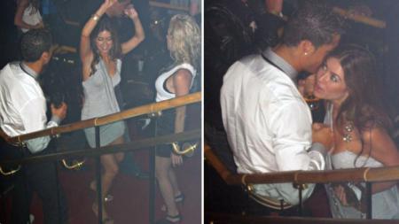 Kasus pemerkosaan Cristiano Ronaldo terhadap Kathryn Mayorga hingga kini belum usai. - INDOSPORT