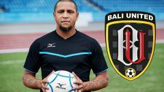 Indosport - Roberto Carlos, legenda sepak bola Brasil yang dikabarkan ingin menjadi pelatih di Bali United.