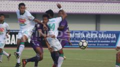Indosport - Musim Kedua di PS Sleman, Asyraq Gufron Pasang Target