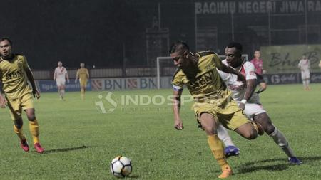 Bhayangkara FC VS PSM Makassar - INDOSPORT