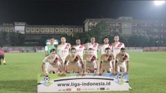 Indosport - Bhayangkara FC VS PSM Makassar