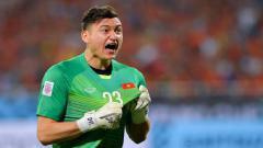 Indosport - Kiper Timnas Vietnam, Dang Van Lam