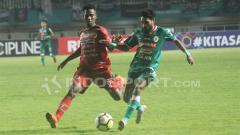 Indosport - Semen Padang vs PSS Sleman