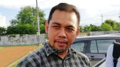 Indosport - Manajer Persebaya Surabaya Candra Wahyudi.