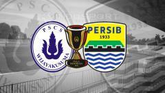 Indosport - PSCS Cilacap vs Persib Bandung