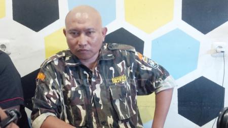 Bambang Suryo, eks runner (penghubung bandar dgn tim utk melakukan match fixing) - INDOSPORT