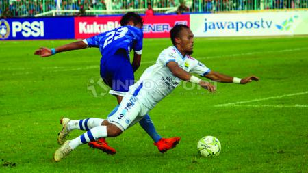 Pertandingan Piala Indonesia, PSCS Cilacap vs Persib Bandung, Selasa (05/12/18). - INDOSPORT