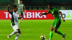 Indosport - PSMS Medan vs PSTira