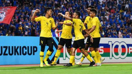 Skuat Timnas Malaysia. - INDOSPORT