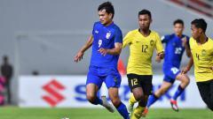 Indosport - Thailand vs Malaysia.