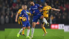 Indosport - Ruben Loftus-Cheek menjalani karir anyar sebagai model brand fashion ternama dunia ditengah cedera yang membuatnya absen membela Chelsea