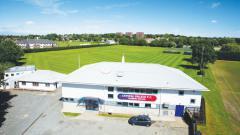 Indosport - Tempat latihan Crystal Palace di Beckenham, Bromley, London.
