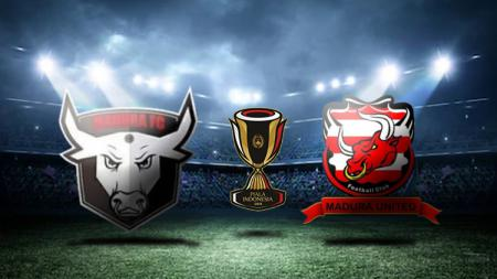 Madura FC vs Madura United - INDOSPORT