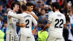 Indosport - Real Madrid vs Melilla.