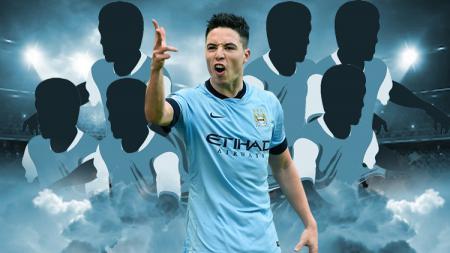 Samir Nasri dan 5 Bintang Sepak Bola Dunia ini Berpotensi Main di Indoensia. - INDOSPORT